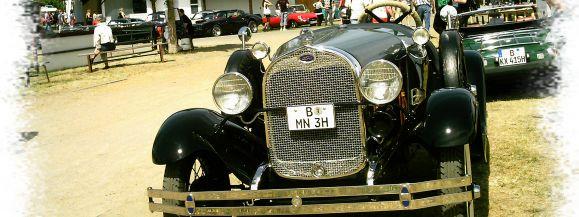 Wystawa starych pojazdów