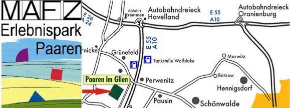 Brandenburgia-odkryj krainę wokół Berlina cz, II
