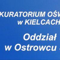 Kuratorium Oświaty w Kielcach Oddział w Ostrowcu Świętokrzyskim