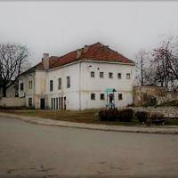 """DENKÓW- Dom Ludowy, remiza strażacka i kino """"ZORZA"""""""