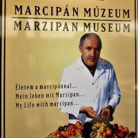 Jedyne na świecie Muzeum Marcepanu SZABO w Szentendre