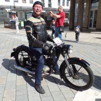 Rajd Weteranów Karlowe Wary 2015 Motocykle