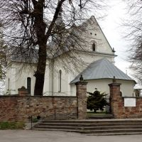 Kościół w Waśniowie